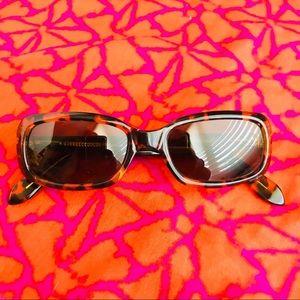 """5 x $25"" J Crew tortoiseshell sunglasses"